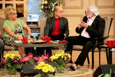 Rick Joyner and Jim Bakker on the Jim Bakker Show