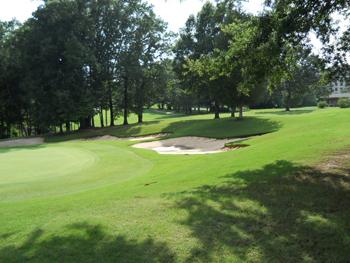 Regent Park Golf Course 4