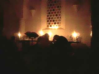 New Years Eve Candlelight Service