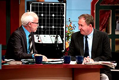 Pastor John Shorey on the Jim Bakker Show