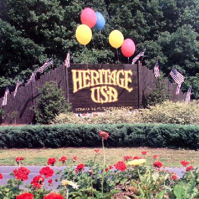 Original Entrance to Heritage USA