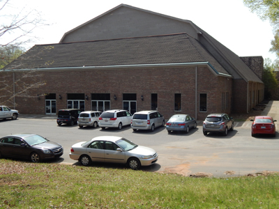 Antioch Church (The Barn)