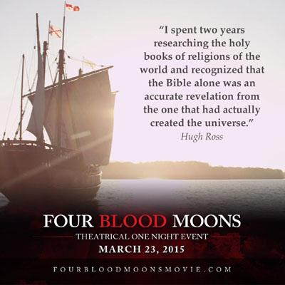 blood moon advert