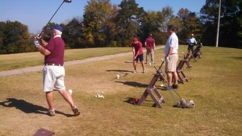 Regent park golf